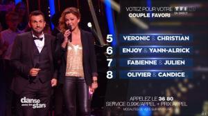 Sandrine Quétier dans Danse avec les Stars - 21/11/15 - 28