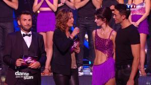 Sandrine Quétier dans Danse avec les Stars - 21/11/15 - 29