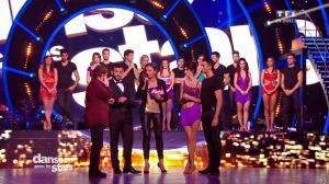 Sandrine Quétier dans Danse avec les Stars - 21/11/15 - 31