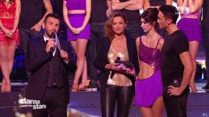 Sandrine Quétier dans Danse avec les Stars - 21/11/15 - 37
