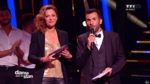 Sandrine Quétier dans Danse avec les Stars - 21/11/15 - 40