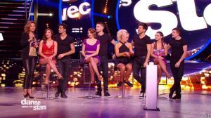 Sandrine Quétier dans Danse avec les Stars - 21/11/15 - 41