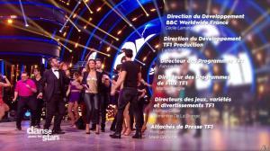 Sandrine Quétier dans Danse avec les Stars - 21/11/15 - 44
