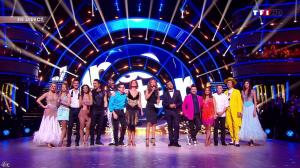 Sandrine Quétier dans Danse avec les Stars - 24/10/15 - 01