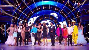 Sandrine Quétier dans Danse avec les Stars - 24/10/15 - 02