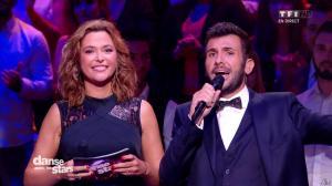 Sandrine Quétier dans Danse avec les Stars - 24/10/15 - 04