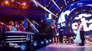 Sandrine Quétier dans Danse avec les Stars - 24/10/15 - 06