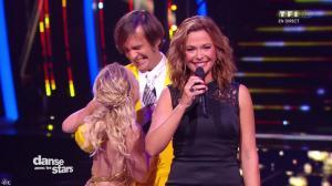 Sandrine Quétier dans Danse avec les Stars - 24/10/15 - 08