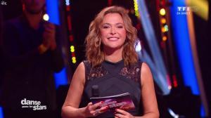 Sandrine Quétier dans Danse avec les Stars - 24/10/15 - 10