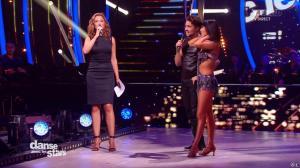 Sandrine Quétier dans Danse avec les Stars - 24/10/15 - 13