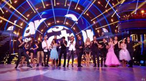 Sandrine Quétier dans Danse avec les Stars - 31/10/15 - 04