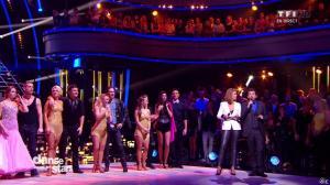 Sandrine Quétier dans Danse avec les Stars - 31/10/15 - 08