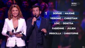 Sandrine Quétier dans Danse avec les Stars - 31/10/15 - 09