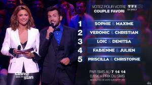 Sandrine Quétier dans Danse avec les Stars - 31/10/15 - 10