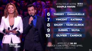 Sandrine Quétier dans Danse avec les Stars - 31/10/15 - 12