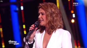 Sandrine Quétier dans Danse avec les Stars - 31/10/15 - 15