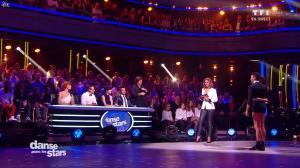 Sandrine Quétier dans Danse avec les Stars - 31/10/15 - 18