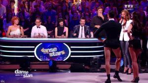Sandrine Quétier dans Danse avec les Stars - 31/10/15 - 21