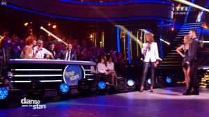 Sandrine Quétier dans Danse avec les Stars - 31/10/15 - 23