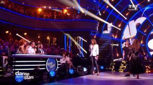 Sandrine Quétier dans Danse avec les Stars - 31/10/15 - 25