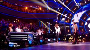 Sandrine Quétier dans Danse avec les Stars - 31/10/15 - 32