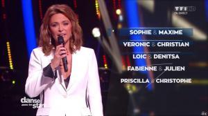 Sandrine Quétier dans Danse avec les Stars - 31/10/15 - 34