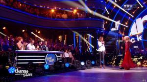 Sandrine Quétier dans Danse avec les Stars - 31/10/15 - 37