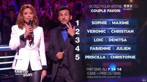 Sandrine Quétier dans Danse avec les Stars - 31/10/15 - 42