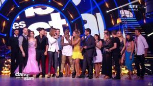 Sandrine Quétier dans Danse avec les Stars - 31/10/15 - 45