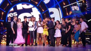 Sandrine Quétier dans Danse avec les Stars - 31/10/15 - 46