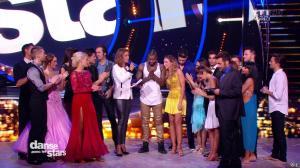 Sandrine Quétier dans Danse avec les Stars - 31/10/15 - 52