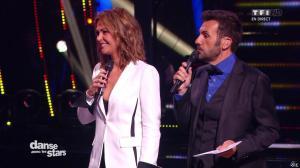 Sandrine Quétier dans Danse avec les Stars - 31/10/15 - 54