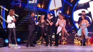 Sandrine Quétier dans Danse avec les Stars - 31/10/15 - 56