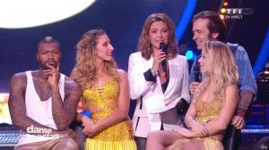Sandrine Quétier dans Danse avec les Stars - 31/10/15 - 59