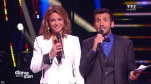 Sandrine Quétier dans Danse avec les Stars - 31/10/15 - 61