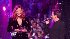 Sandrine Quétier dans la Chanson de l'Annee - 30/12/09 - 12