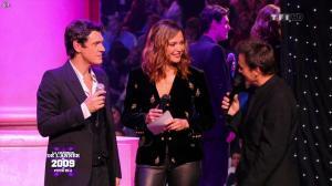 Sandrine Quétier dans la Chanson de l'Annee - 30/12/09 - 22