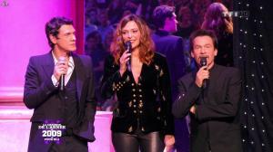 Sandrine Quétier dans la Chanson de l'Annee - 30/12/09 - 23