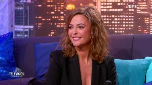 Sandrine Quétier dans la Grande Histoire de la Télévision - 08/01/16 - 05