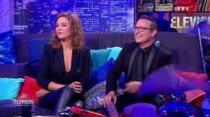 Sandrine Quétier dans la Grande Histoire de la Télévision - 08/01/16 - 08