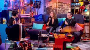 Sandrine Quétier dans la Grande Histoire de la Télévision - 08/01/16 - 09