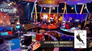 Sandrine Quétier dans la Grande Histoire de la télévision - 08/01/16 - 10