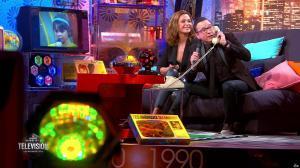 Sandrine Quétier dans la Grande Histoire de la Télévision - 08/01/16 - 12