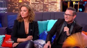 Sandrine Quétier dans la Grande Histoire de la Télévision - 08/01/16 - 14
