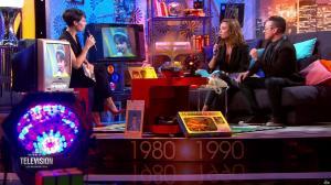 Sandrine Quétier dans la Grande Histoire de la Télévision - 08/01/16 - 15