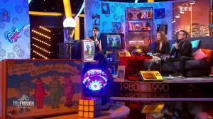 Sandrine Quétier dans la Grande Histoire de la Télévision - 08/01/16 - 17