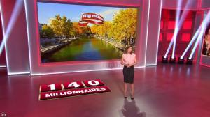 Sandrine Quétier dans My Million - 08/12/15 - 05