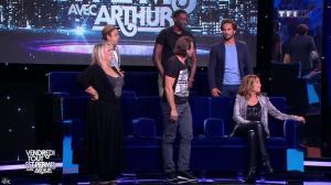 Sandrine Quétier dans Vendredi, Tout Est Permis - 11/12/15 - 10