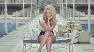 Shakira dans Publicité pour Costa Croisieres - 29/12/15 - 06