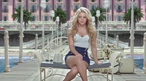 Shakira dans Publicité pour Costa Croisieres - 29/12/15 - 08